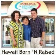 Carol Ball Family